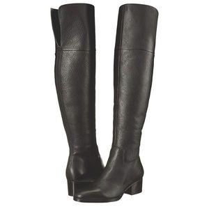 NWOB Lauren Ralph Lauren Dallyce Black Boots